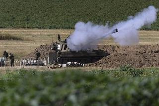 IAF hlásili aj zásah sídiel piatich veliteľov hnutia Hamas.