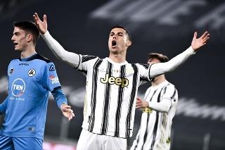 Cristiano Ronaldo je najväčšou hviezdou Juventusu Turín.