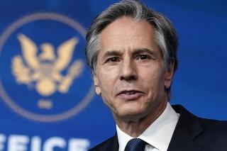 Anthony Blinken je novým ministrom zahraničných vecí USA.
