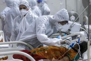 India zaznamenala najnižší májový prírastok nákaz, mŕtvych hlási 3876.
