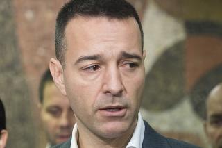 Predseda strany Dobrá voľba Tomáš Drucker