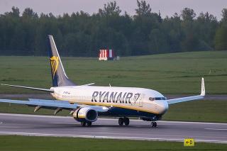 Na palube lietadla spoločnosti Ryanair sa po jeho prehľadaní nenašla žiadna bomba.
