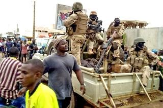 V africkom štáte boli už dlhodobo protesty.