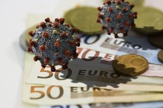 Financial crisis caused by the coronavirus