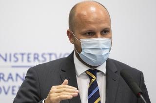 Minister obrany Jaroslav Naď