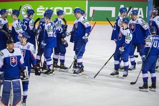 Slováci sú stále veľmi blízko postupu do štvrťfinále.
