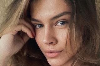 Karolína Chomisteková bez make upu.