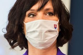 Podpredsedníčka vlády a ministerka investícií, regionálneho rozvoja a informatizácie Veronika Remišová