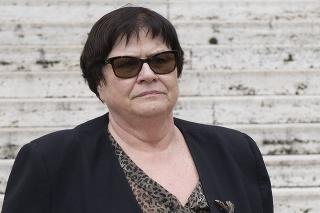 Česká ministerka spravodlivosti Marie Benešová