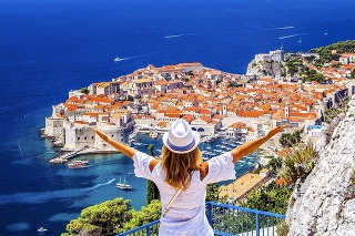 Chorvátsko patrí k najobľúbenejším destináciám Slovákov.