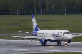 Bieloruská letecká spoločnosť Belavia prišla o dve tretiny destinácií.