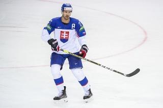Slovenský reprezentačný útočník Marek Hrivík (29)