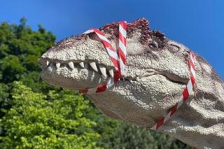 DinoPark v priestoroch zoo skončil.