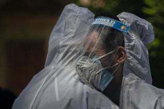 India hlási 132 364 nových infekcií, podobne ako v minulých dňoch.