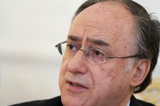 Generálny riaditeľ Organizácie pre zákaz chemických zbraní (OPCW) Fernando Arias.