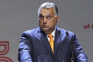 Predseda maďarskej vlády Viktor Orbán