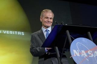 Riaditeľ amerického Národného úradu pre letectvo a vesmír (NASA) Bill Nelson.