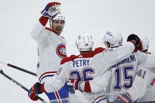 Hráči Montrealu.