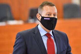 Daniel Lipšic, právny zástupca poškodených Kuciakovcov