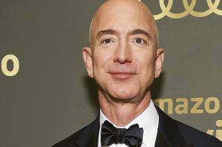 Jeff Bezos je najbohatší človek na svete.