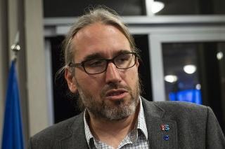 Europoslanec Martin Hojsík