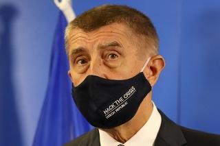 Premiér Českej republiky Andrej Babiš.