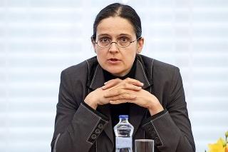 Mária Kolíková - Ministerstvo spravodlivosti