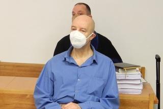 Exriaditeľ televízie Markíza Pavol Rusko počas procesu.