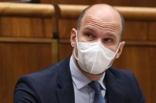 Podpredseda Národnej rady SR Gábor Grendel (OĽANO)