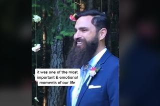 Ženích pokazil