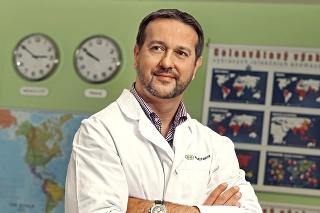 Epidemiológ Rastislav Maďar je poradcom ministra zdravotníctva ČR pre COVID-19.