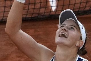 Česká tenistka