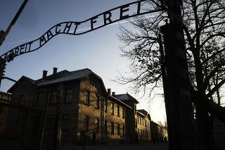 Bývalý nacistický koncentračný tábor Auschwitz-Birkenau v Osvienčime.