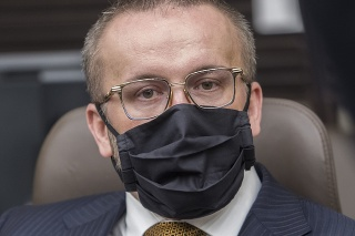 Šéf Slovenskej informačnej služby (SIS)  Vladimír Pčolinský