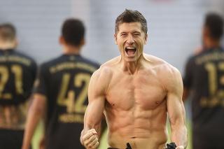 Robert Lewandowski je najväčšou hviezdou poľského tímu na EURO.