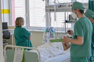 Otvorenie nového urgentného príjmu, pôrodných a operačných sál v Ľubovnianskej nemocnici.