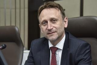 Minister pôdohospodárstva a rozvoja vidieka (MPRV) SR Samuel Vlčan (nominant OĽANO)