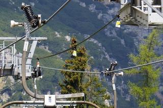 Plašiče vtákov ako prví na Slovensku nainštalovali na lanovke na Solisko.