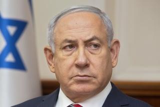 Izraelskému premiérovi