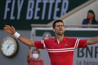 Novak Djokovič ovládol Roland Garros.