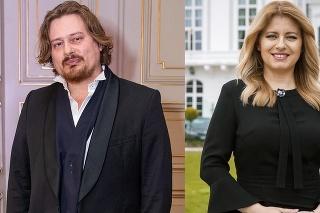 Boris Hanečka spolupracuje s prezidentkou.