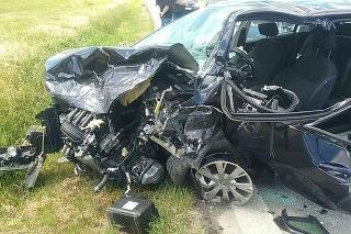 Nehoda v