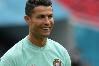Jediné Ronaldove