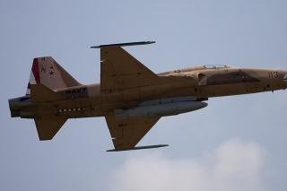 Havária sa stala počas výcvikového letu. (ilustračné foto).