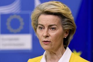 Podľa von der Leyenovej budeme mať už v júli dostatok dávok, aby sme mohli zaočkovať 70 percent všetkých dospelých obyvateľov EÚ.