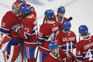 Hokejisti Montrealu Canadiens sa tešia z postupu do semifinále play off.