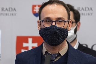 Poslanec NRSR Tomáš Lehotský