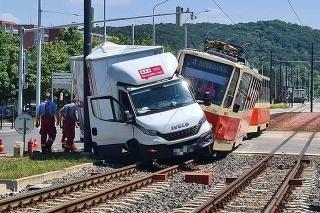 Hrozivá nehoda