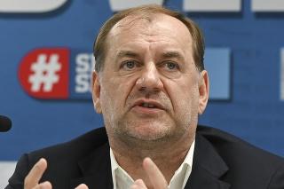 Nový tréner Slovana Vladimír Weiss (56) hovoril o situácii s Dominikom Greifom