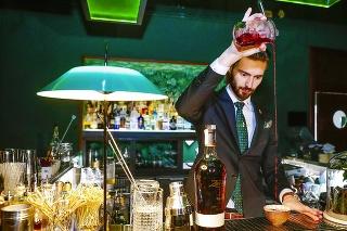 Úspešný barman